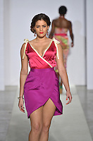 Bien Abyé by Dayanne Danier Fashion Show Model, Maytee Martinez, at Funkshion Fashion Week Miami Beach 2012 at The Moore Building on March 16, 2012