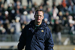 07 December 2008: Notre Dame assistant coach Ken Nuber. The University of North Carolina Tar Heels defeated the Notre Dame Fighting Irish 2-1 at WakeMed Soccer Park in Cary, NC in the championship game of the 2008 NCAA Division I Women's College Cup.