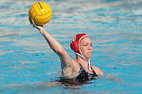 17 February 2008: Koree Blyleven during Stanford's 10-5 win over UC Davis at the Avery Aquatic Center in Stanford, CA.