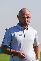 Andy Sullivan (ENG) on the driving range during the Preview of the Saudi International at the Royal Greens Golf and Country Club, King Abdullah Economic City, Saudi Arabia. 28/01/2020<br /> Picture: Golffile | Thos Caffrey<br /> <br /> <br /> All photo usage must carry mandatory copyright credit (© Golffile | Thos Caffrey)