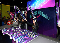 SAN DIEGO COMIC-CON© 2019:  20th Century Fox Television Behind the Scenes at the AMERICAN DAD booth signing on Saturday , July 20 at the SAN DIEGO COMIC-CON© 2019. CR: Alan Hess/20th Century Fox Television