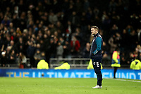 14th January 2020; Tottenham Hotspur Stadium, London, England; English FA Cup Football, Tottenham Hotspur versus Middlesbrough; Ex Tottenham Hotspur player Robbie Keane admires the stadium where played for many years, at full time - Strictly Editorial Use Only. No use with unauthorized audio, video, data, fixture lists, club/league logos or 'live' services. Online in-match use limited to 120 images, no video emulation. No use in betting, games or single club/league/player publications