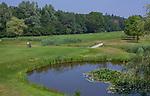 ENSCHEDE -  hole Oost  7. Golfbaan Rijk van Sybrook - COPYRIGHT KOEN SUYK