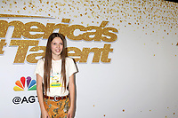 "Courtney Hadwin<br /> at the ""America's Got Talent"" Season 13 Live Show Red Carpet, Dolby Theater, Hollywood, CA 08-14-18<br /> David Edwards/DailyCeleb.com 818-249-4998"