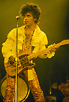 Prince . March 1985 Nassau Coliseum, NY. Prince Rogers Nelson, Prince