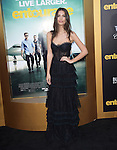 Emily Ratajkowski attends The Warner Bros. Pictures' L.A. Premiere of Entourage held at The Regency Village Theatre  in Westwood, California on June 01,2015                                                                               © 2015 Hollywood Press Agency