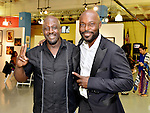 "MIAMI, FL - DECEMBER 05: Wilkinson, ""Ken"" Sejour and Actor Jimmy Jean-Louis attends the NE2P Art Beat Miami Chef Creole Celebrity Brunch at the Little Haiti Cultural Center on Saturday December 05, 2015 in Doral, Florida.  ( Photo by Johnny Louis / jlnphotography.com )"