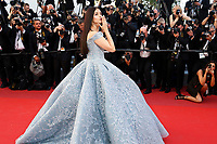 "Aishwarya Rai Bachchan at the ""Okja"" premiere during the 70th Cannes Film Festival at the Palais des Festivals on May 19, 2017 in Cannes, France. (c) John Rasimus /MediaPunch ***FRANCE, SWEDEN, NORWAY, DENARK, FINLAND, USA, CZECH REPUBLIC, SOUTH AMERICA ONLY***"