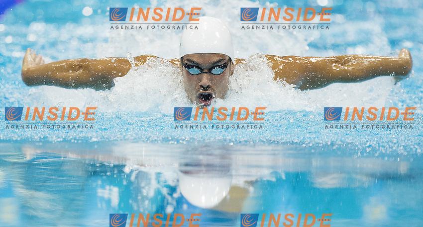MARIN Luca ITA.400 INDIVIDUAL MEDLEY men.Swimming Finals.London 2012 Olympics - Olimpiadi Londra 2012.day 02 July 28.Photo G.Scala/Deepbluemedia.eu/Insidefoto