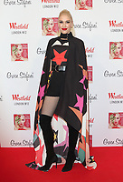 Gwen Stefani at a backstage photocall prior to officially turning on the 2017 Westfield Shopping Centre Christmas Lights, White City, London on November 30th 2017<br /> CAP/ROS<br /> &copy;Steve Ross/Capital Pictures /MediaPunch ***NORTH AND SOUTH AMERICA ONLY***