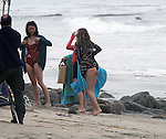 July 24th 2012  <br /> <br /> AnnaLynne McCord In a black lace thong bikini showing off her butt while filming tv show 90210 in Malibu California. Shenae Grimes , Jessica Stroup , Jessica Lowndes also FILMED A scene in which she fell off the beach house balcony  &amp; was washed up by the waves &amp; got all wet in a red dress <br /> <br /> AbilityFilms@yahoo.com<br /> 805 427 3519<br /> www.AbilityFilms.com