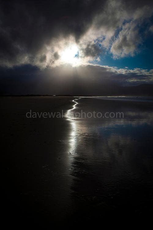 Fermoyle Beach, on the Dingle Peninsula, Ireland,