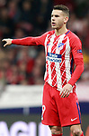 Atletico de Madrid's Lucas Hernandez during Europa League Quarter-finals, 1st leg. April 5,2018. (ALTERPHOTOS/Acero)