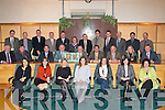 Members and staff of the ITT Tralee who attended the  Mayoral of Kerry Reception at the County Building, Rathass Tralee on Monday evening.to mark the 30th Anniversary of the ITT in Tralee..............   Copyright Kerry's Eye 2008
