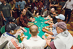 Tournament area, table views