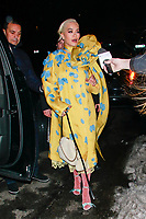 FEB 13 Celebrity Sightings At  Marc Jacobs  New York Fashion Week 2019