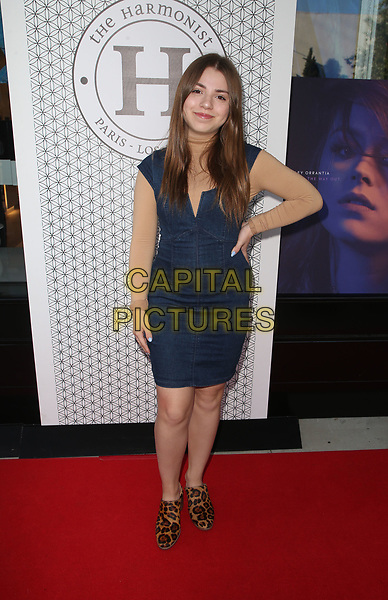 """28 May 2019 - Los Angeles, California - Georgia T. Willow. Hayley Orrantia Celebrates New EP """"The Way Out"""" held at The Harmonist.   <br /> CAP/ADM/FS<br /> ©FS/ADM/Capital Pictures"""