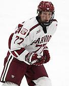 Lewis Zerter-Gossage (Harvard - 77) - The Harvard University Crimson defeated the visiting Brown University Brown Bears 5-2 (EN) on Saturday, November 7, 2015, at Bright-Landry Center in Boston, Massachusetts.