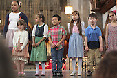 Rockefeller Chapel celebrated Mother's Day with service, African music sung by the Rockefeller Chapel Children's Choir and even a baptism.