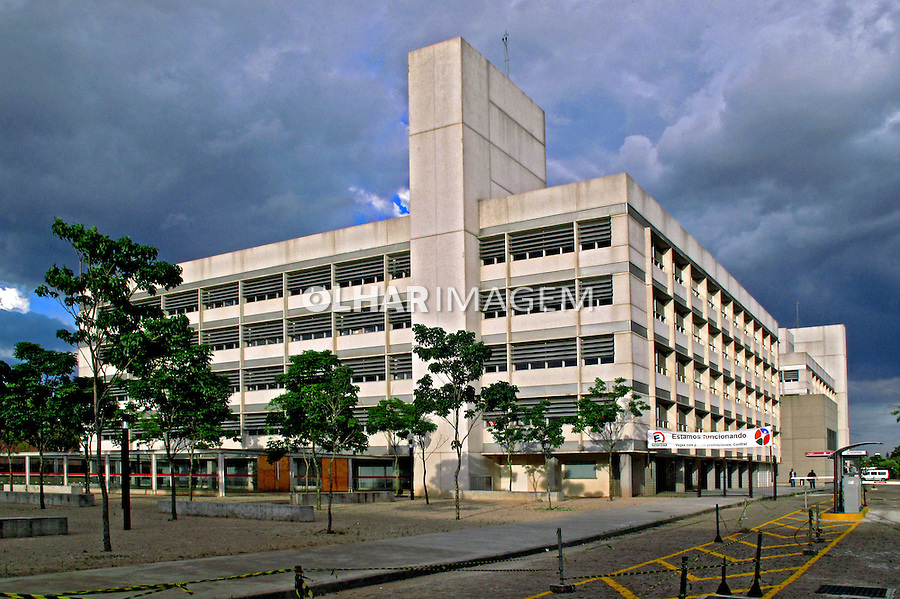 Escola técnica Paula Souza. São Paulo. 2009. Foto de Juca Martins.