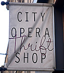 City Opera Trift Shop, Gramercy Flatiron, New York, New York