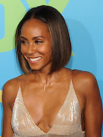 NEW YORK CITY, NY, USA - MAY 12: Jada Pinkett Smith at the FOX 2014 Programming Presentation held at the FOX Fanfront on May 12, 2014 in New York City, New York, United States. (Photo by Celebrity Monitor)
