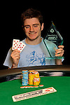 Ashton Griffin is the winner of the NAPT  Venetian $25K Bounty Shootout.