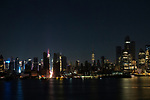 Middle Manhattan in New York Loses Power