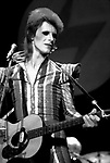 DAVID BOWIE 1973 Ziggy Stardust <br />