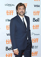 10 September 2017 - Toronto, Ontario Canada - Javier Bardem. 2017 Toronto International Film Festival - &quot;mother!&quot; Premiere held at TIFF Bell Lightbox. <br /> CAP/ADM/BPC<br /> &copy;BPC/ADM/Capital Pictures
