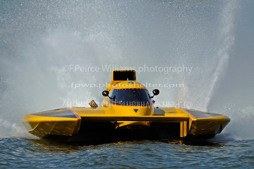"Jimmy Shane, GP-7 ""Long Gone""  (Grand Prix Hydroplane(s)"