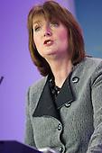 Labour Party election campaign press conference, London.