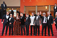 "CANNES, FRANCE. May 16, 2019: Sir Elton John & Rocketman cast at the gala premiere for ""Rocketman"" at the Festival de Cannes.<br /> Picture: Paul Smith / Featureflash"