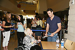 Young and Restless' Daniel and fans at Soapstar Spectacular presented by KDKA-TV stars Y&R, BB, GL and ATWT on June 13, 2010 at the Petersen Events Center, University of Pittsburgh, PA and benefited the Susan G. Komen for the Cure Pittsburgh Affiliate. (Photo by Sue Coflin/Max Photos)