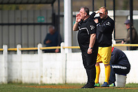 Colin Mcbride assistant manager of hornchurch during Witham Town vs AFC Hornchurch, Bostik League Division 1 North Football at Spa Road on 14th April 2018