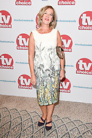 Caroline Pickles at the TV Choice Awards 2017 at The Dorchester Hotel, London, UK. <br /> 04 September  2017<br /> Picture: Steve Vas/Featureflash/SilverHub 0208 004 5359 sales@silverhubmedia.com