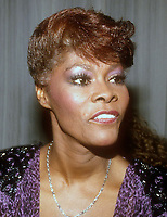Dionne Warwick 1990<br /> Photo By John Barrett/PHOTOlink.net /MediaPunch