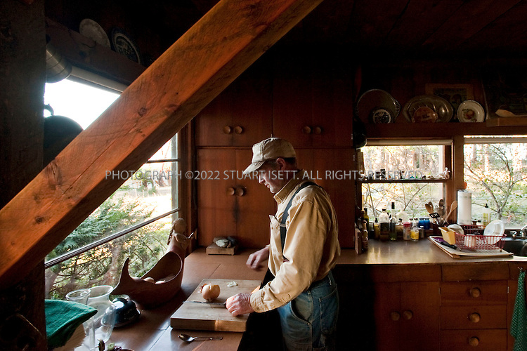 12/9/2009--San Juan Islands, WA, USA.<br />