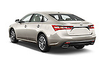 Car pictures of rear three quarter view of 2016 Toyota Avalon XLE 4 Door Sedan Angular Rear