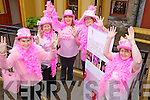 TALENT SHOW: Organisers of the talent show at the Manor Inn this weekend which will raise funds for breast cancer l-r: Bridie Mulderrig, Deirdre Galvin, Claire O'Neill, Carolann Stoker, Caroline Angell.