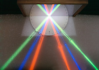 ANGLE OF INCIDENCE EQUALS ANGLE OF REFLECTION<br />