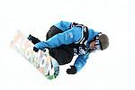 2011 FIS Snowboard World Cup  Championships , halfpipe qualification men's, La Molina. Picture show Oriol Fargas. ESP FIS SNOWBOARD WORLD CHAMPIONS LA MOLINA
