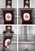 Pope Benedict XVI  Last Day as Pope,residence in Castel Gandolfo.February 28, 2013