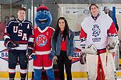 Bonnyville, AB - Dec 11 2018 - Czech Republic vs. USA during the 2018 World Junior A Challenge at the R.J. Lalonde Arena in Bonnyville, Alberta, Canada (Photo: Matthew Murnaghan/Hockey Canada)