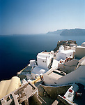 Santorini,  Cyclades Islands, Greece, Europe