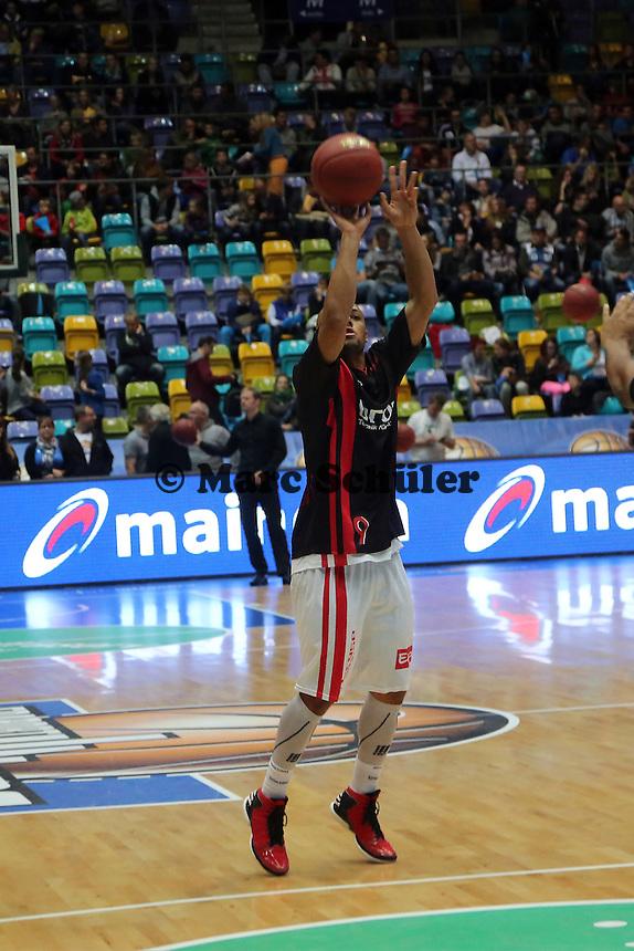 Maurice Stuckey (Würzburg) - Fraport Skyliners vs. s.Oliver Baskets Würzburg, Fraport Arena Frankfurt