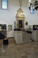 Poland, Krakow, Interior, Old Synagogue, Stara Synagoga, Kazimierz