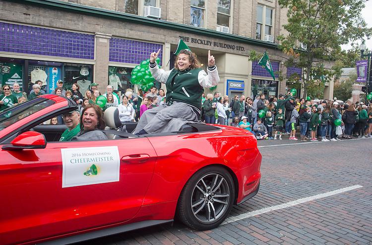 2016 Homecoming Parade