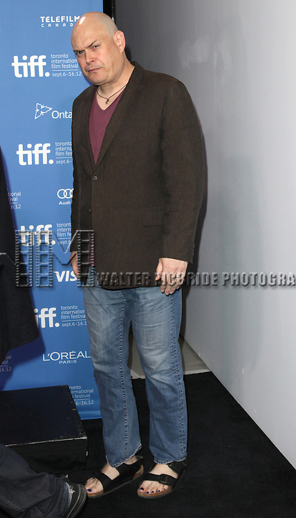 Director Andy Wachowski attending the The 2012 Toronto International Film Festival.Photo Call for 'Cloud Atlas' at the TIFF Bell Lightbox in Toronto on 9/9/2012