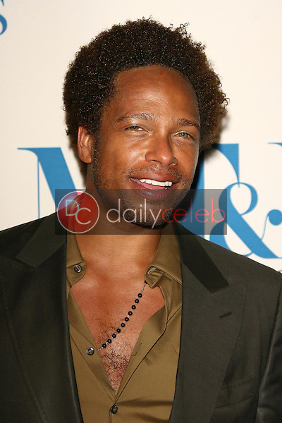 Gary Dourdan<br />at The Museum of Television & Radio's Annual Los Angeles Gala. Regent Beverly Wilshire Hotel, Beverly Hills, CA. 10-30-06<br />Dave Edwards/DailyCeleb.com 818-249-4998